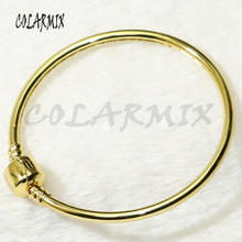10  pcs  bangle accessories  cuff bangle accessories bolt bangles bracelets jewel for women 50286