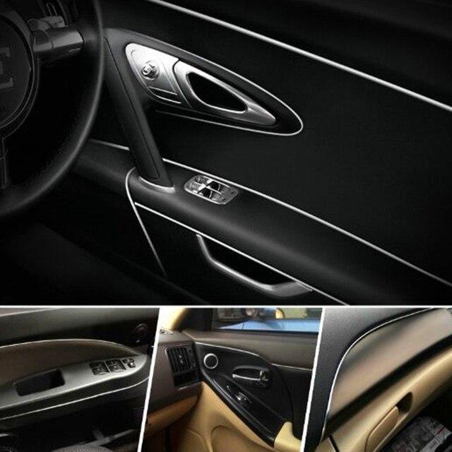 Moulage de décoration pour intérieur de voiture, pour Alfa Romeo 147 156 159 Mito, pour Fiat 166 Punto Bravo Stilo Doblo, 5M