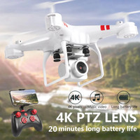 Beste KY101D Pro Drone 4k Kamera HD WIFI FPV Drone luftdruck Feste Höhe Vier-achsen Flugzeuge Rc hubschrauber Fliegen 20 Minuten