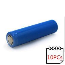 Перезаряжаемый литиевый аккумулятор для портативных вентиляторов светодиодный фонарик с дистанционным управлением 3,7 в 1500 мАч литий-ионный аккумулятор