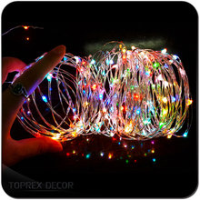 Battery operated led string christmas lights  xmas garland fairy lights holiday decoration bottle lights wedding decoration 8m 50 led fairy lights battery operated icicle led christmas string lights for outdoor indoor wedding xmas party decoration