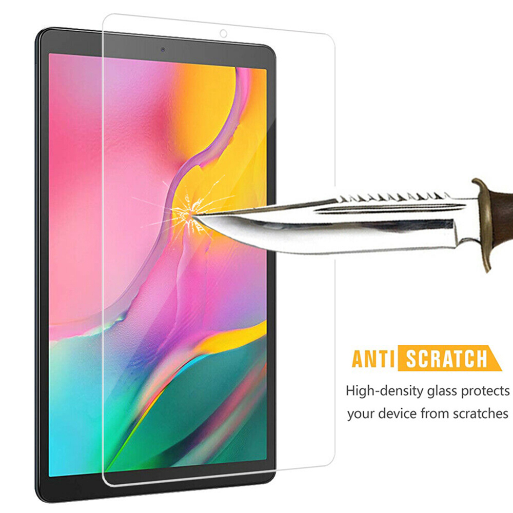 Newest 2 5D Tempered Glass Tablet Film 9H Tablet Screen Protector Anti Scratch For Samsung Galaxy