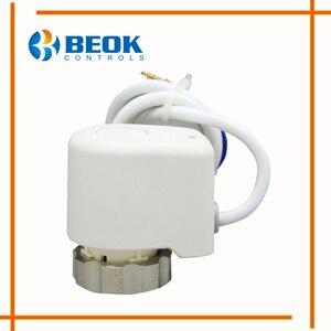 Image 4 - RZ AG230 Normalmente Chiuso Termico Elettrico Attuatore Elettrico per Acqua o Valvole Collettore in Sistema di Riscaldamento a Pavimento