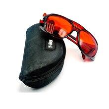 GO532-BP3111 защитный износ для 532 нм зеленый диод лазер защита очки 26 очки очки OD4% 2B