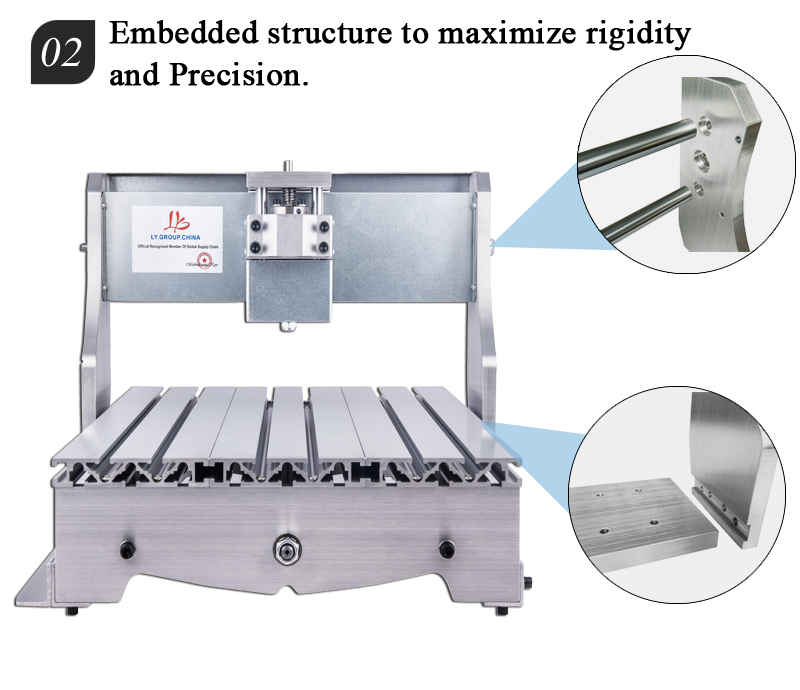 3040 CNC Frame 3axis (5)