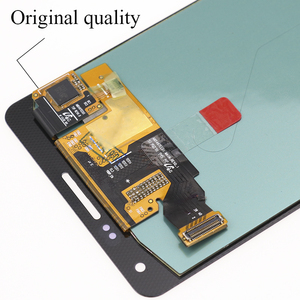 Image 3 - Original super AMOLED LCD for SAMSUNG Galaxy A5 2015 A500FU A500 A500F A500M Display Touch Screen Replacement Digitizer