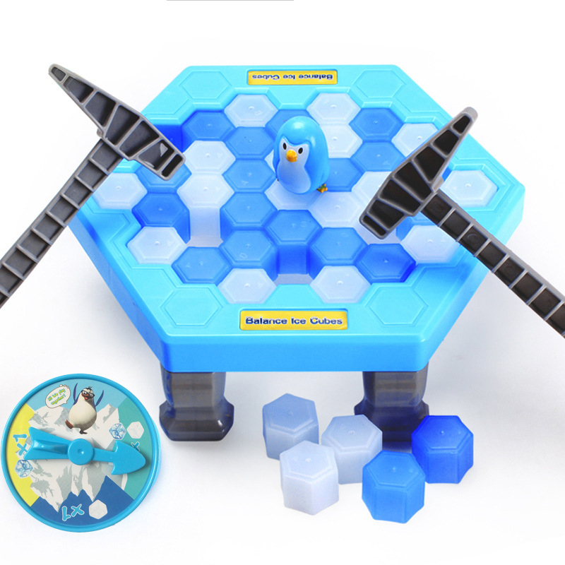 Creative Honeycomb Block Table Competitive Interactive Rescue Game Hexagon Blocks Toys for Children Kids Parent Child Toys