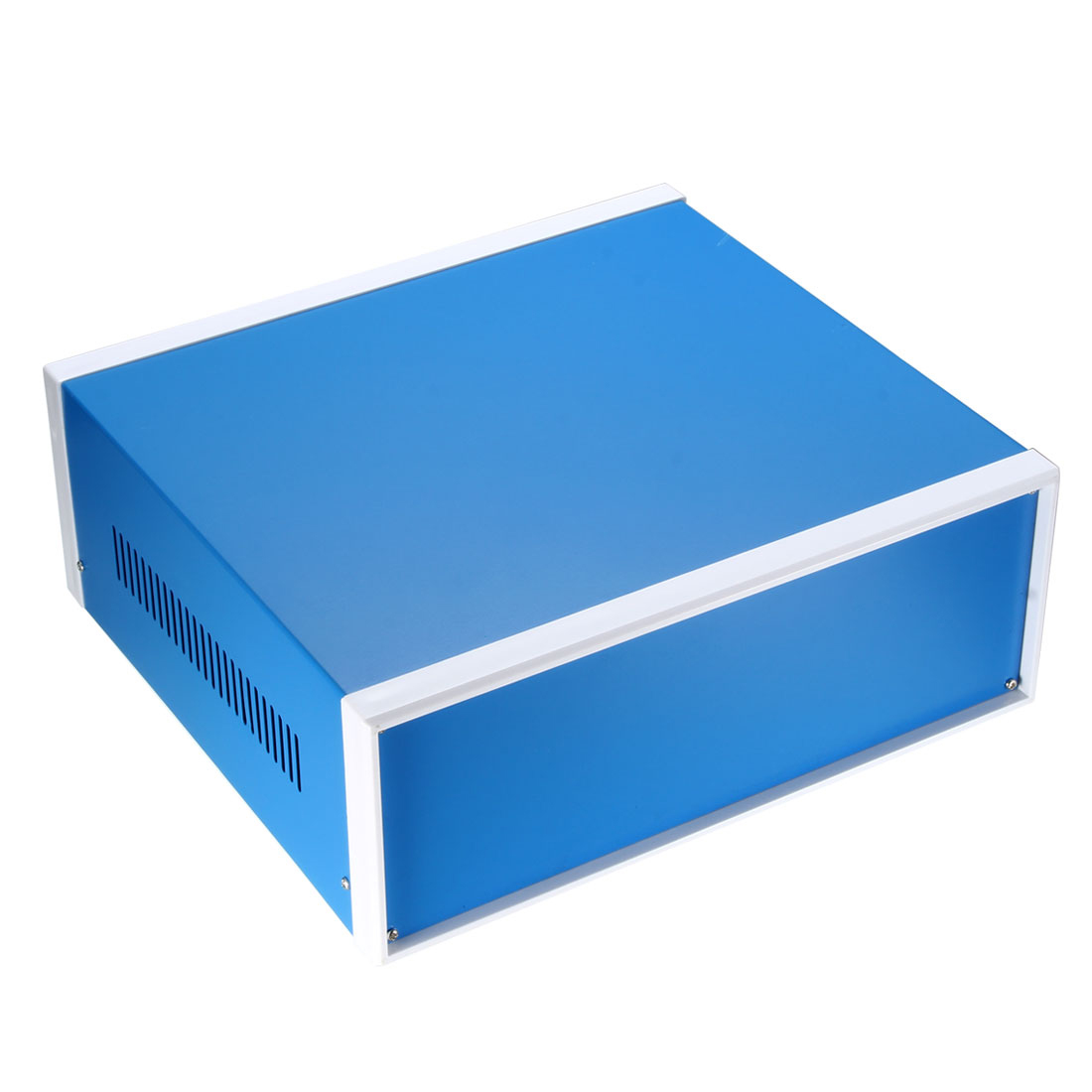 Uxcell Waterproof Cover Electronic Project DIY Junction Box Electronic Iron Enclosure Case 200x165x90mm 210x180x140mm Blue
