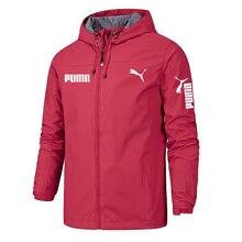 Men's Women's Winter Jackets Men's Lightweight Hooded Zipper Waterproof Windproof Men's Jackets Outdoor Sportswear