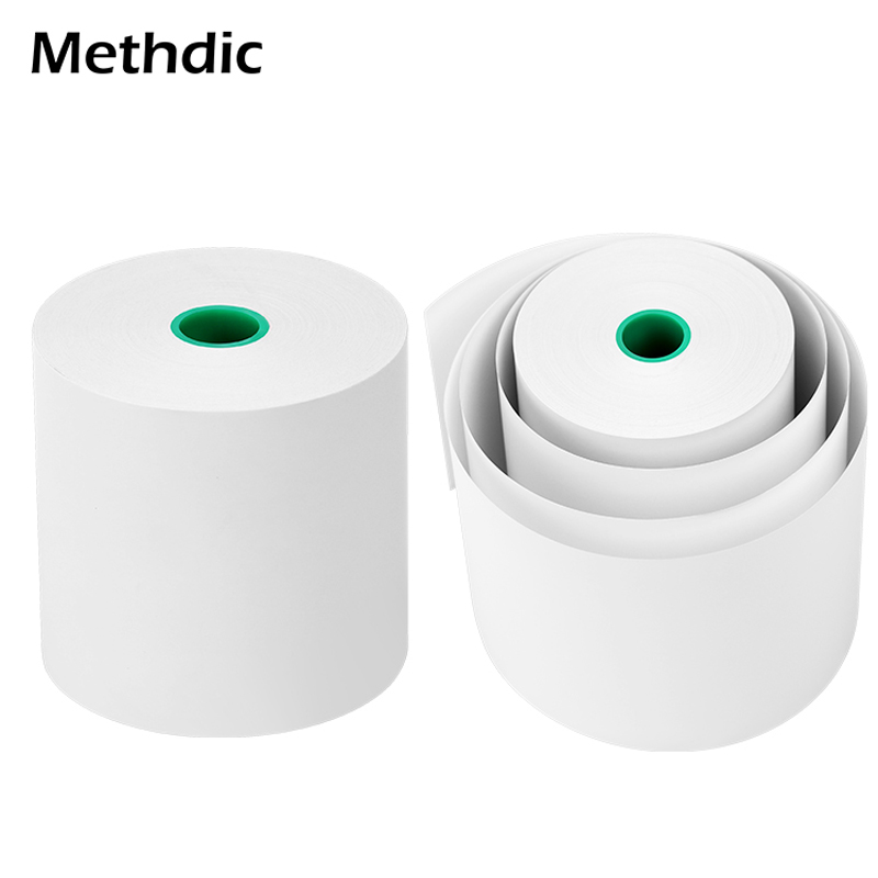 Thermal Receipt Paper 80 X 80 Till Roll For Pos Receipt Printer