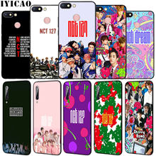 Iyicao NCT 127 U Dream Lembut Silicone Ponsel Case untuk Xiaomi Redmi Note 8 8T 8A 7 7A 6 6A 5 5A Pergi S2 K30 K20 Pro Cover(China)