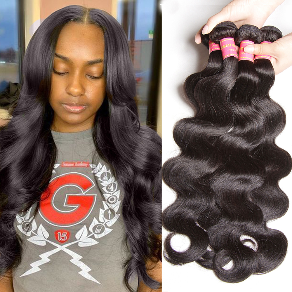 Nadula Hair  Body Wave Hair 3piece/Lot  Bundles 8-30inch  Hair s  1