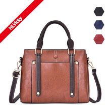 Luxury Vintage PU leather luxury handbag women bags designer ladies hand for 2019 bag sac a main Femme Bolsa Feminina