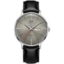 Top brand Mechanical Watch Men Automatic Switzerland CARNIVA