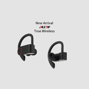 Image 5 - Wireless Sports Headphones TWS Bluetooth 5.0 Earphones Ear Hook Running Noise Cancelling Stereo Earbuds With MIC IPX4 Waterproof