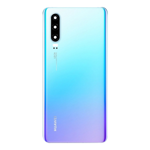 Image 5 - Original Back Housing Replacement for HUAWEI P30 Back Cover Battery Glass with Camera Lens adhesive Sticker