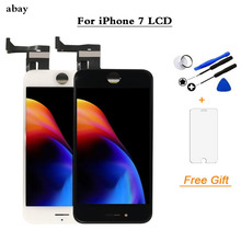 A1660 A1778 A1779 LCD For iphone 7 Display Touch Screen Digitizer Assembly for iPhone 7 screen Free tools Repair 4.7 100% Test