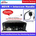 LSZ direkt verkäufe spot 4G GPS MDVR remote überwachung CMSV6 überwachung plattform gabelstapler/mähdrescher-in Überwachungsvideorekorder aus Sicherheit und Schutz bei