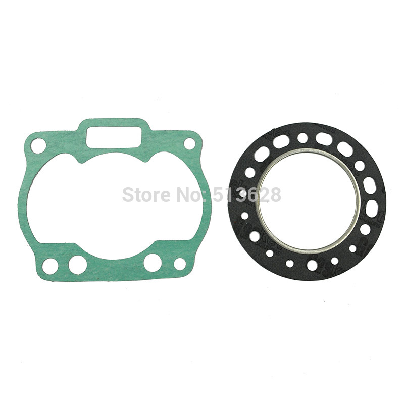 For <font><b>Suzuki</b></font> RM250 1982 1983 1984 1985 Engine <font><b>Cylinder</b></font> Top End Head Base Gasket Kit Set RM250 E F Z D image