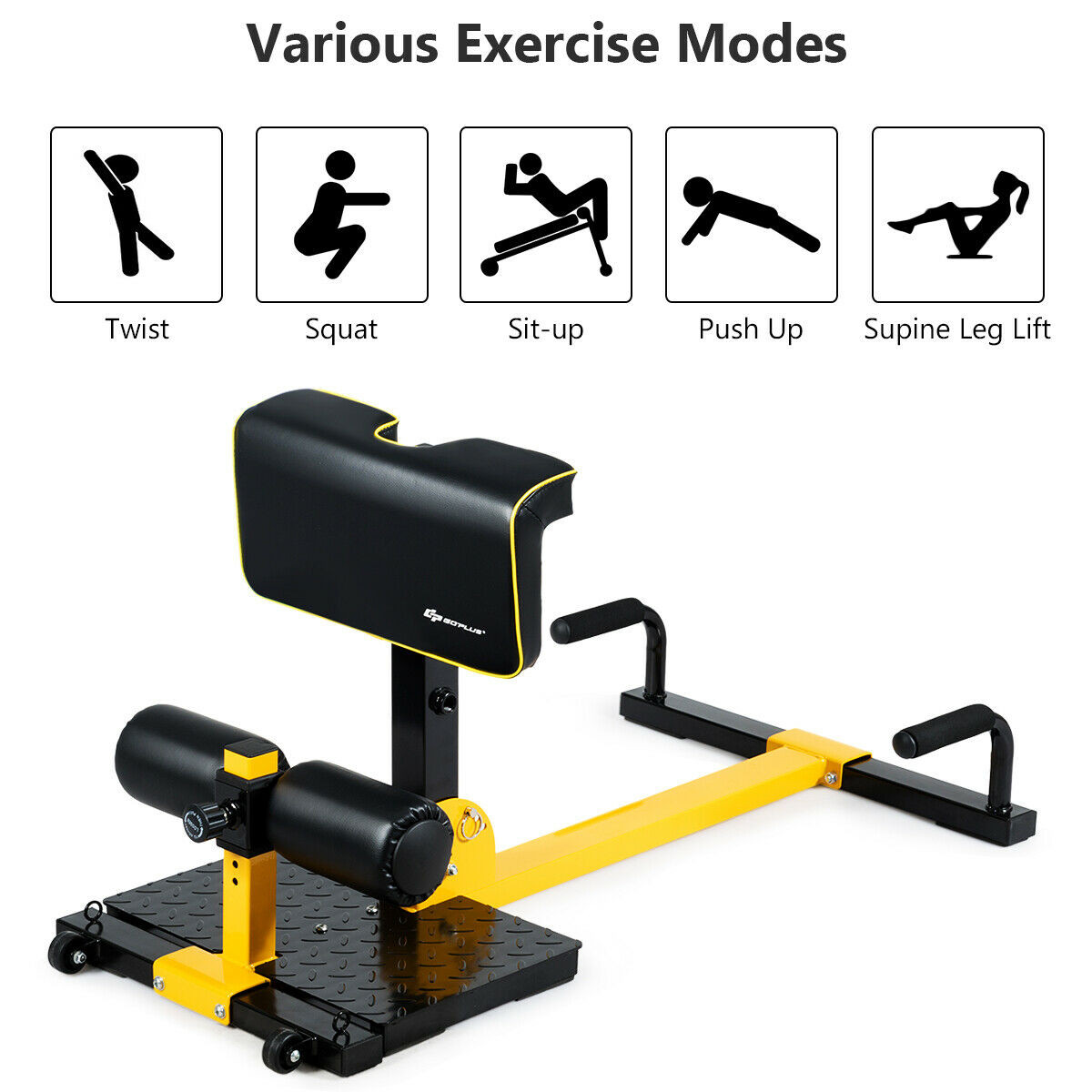 Multifunctional  workout bench  for Home Gym