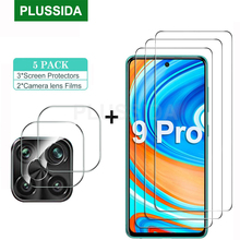 Cover Mi-Case Glass-Protection Note For Xiaomi Redmi 9-note9/Note/8-pro/Max
