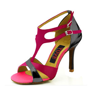 Женская танцевальная обувь YOVE Style, танцевальная обувь в стиле «Бачата», «Сальса», «кизомба»