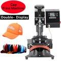 Печатная машина для сублимационного принтера с цифровыми качелями и теплопередачей  персонализированная бейсбольная кепка