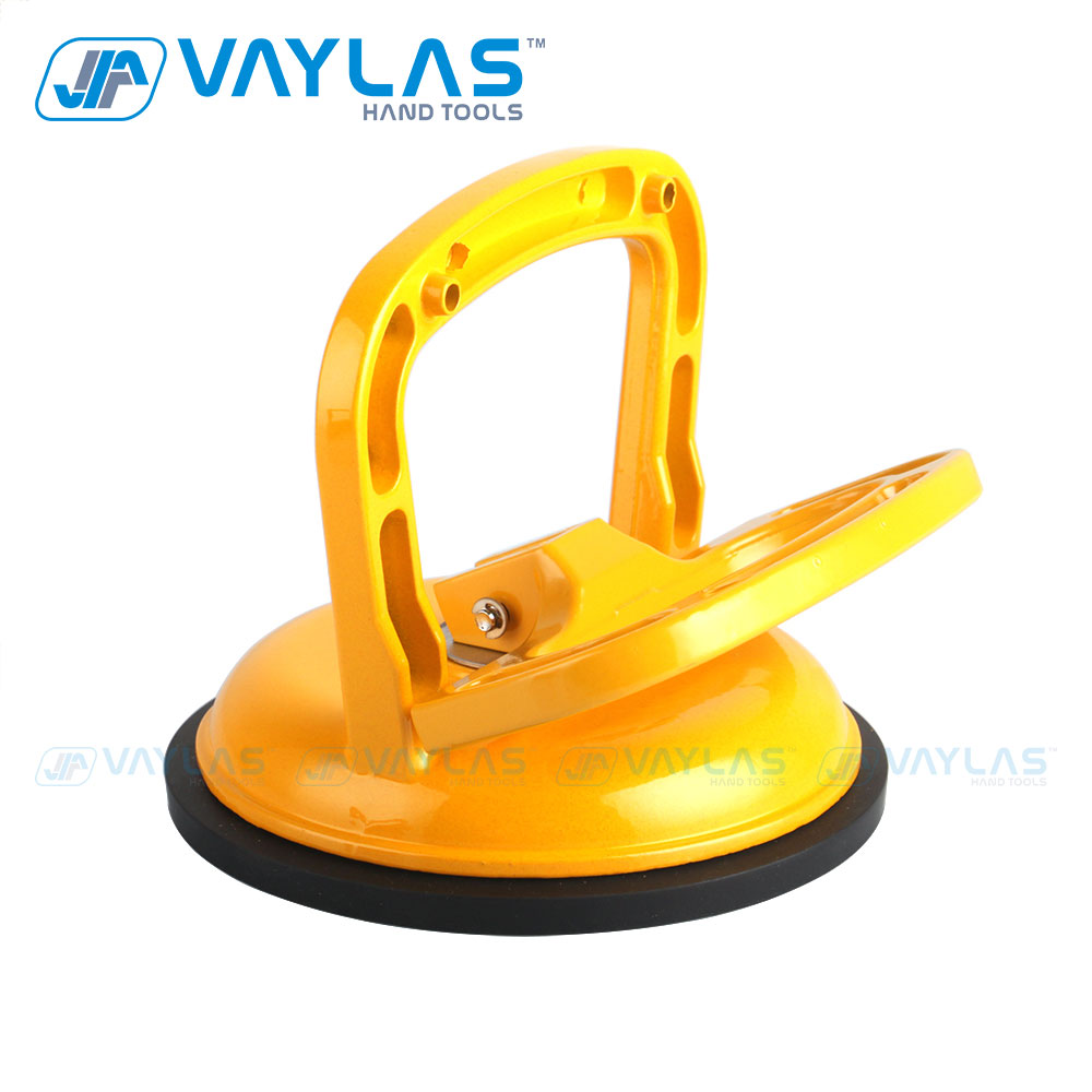 VAYLAS Aluminum Alloy Glass Suction Plate Universal Glass Puller Lifter Gripper Pad For Lifting Pulling Dent Sucker Repair Tool
