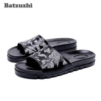 Summer Shoes Men Flip Flops Beach Shoes Sandals Men Slippers Sandal Flats Shoes Men's Sandals Sandalias Mujer, Big Sizes 38-46