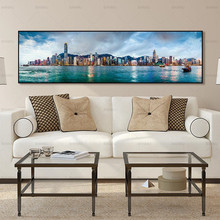 canvas painting landscape wall picture art prints and posters  no frame Painting decoration