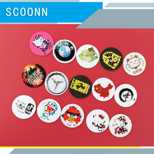 NFC Sticker UID IC Badge Changeable Smart Keyfobs Key Tags Card for 1K S50 RFID 13.56MHz ISO14443A Block 0 Sector Writable