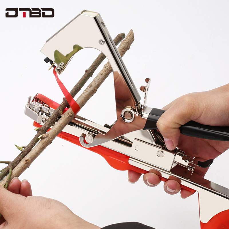 Garden Tools Plant Tying Tapetool Tapener Machine Branch Hand Tying Binding Vegetable Grass Tapener Tools For Vegetable Grape