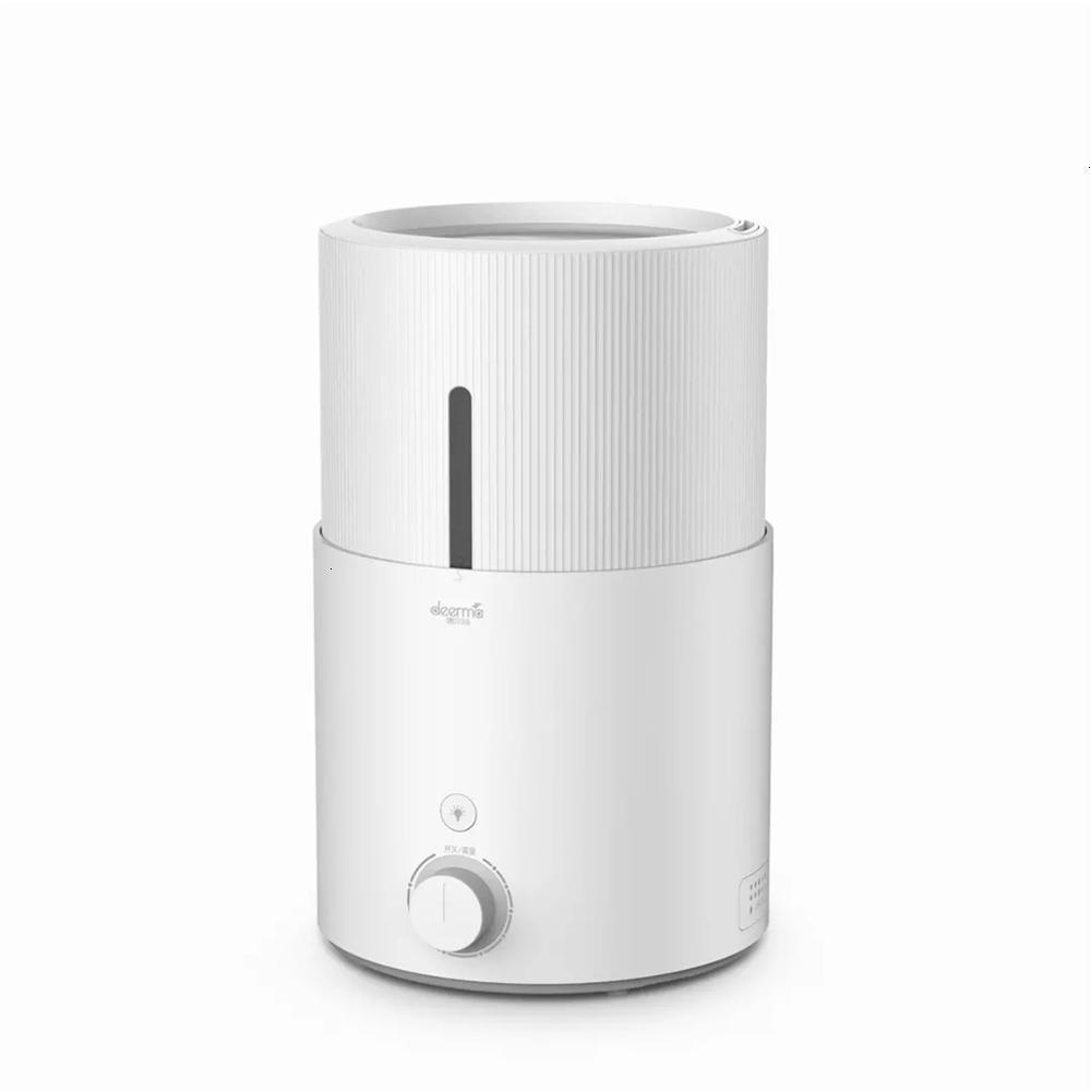 Original Xiaomi Deerma DEM - SJS600 Ultrasonic Air Humidifier 5L Large Capacity Purifying Humidifier For Office Home