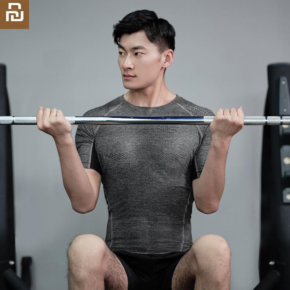 Youpin New Zenph Men's SensElast High Elastic Sports Compression Shirt Smooth cool man Short sleeve Fitness Running Sweatshirt