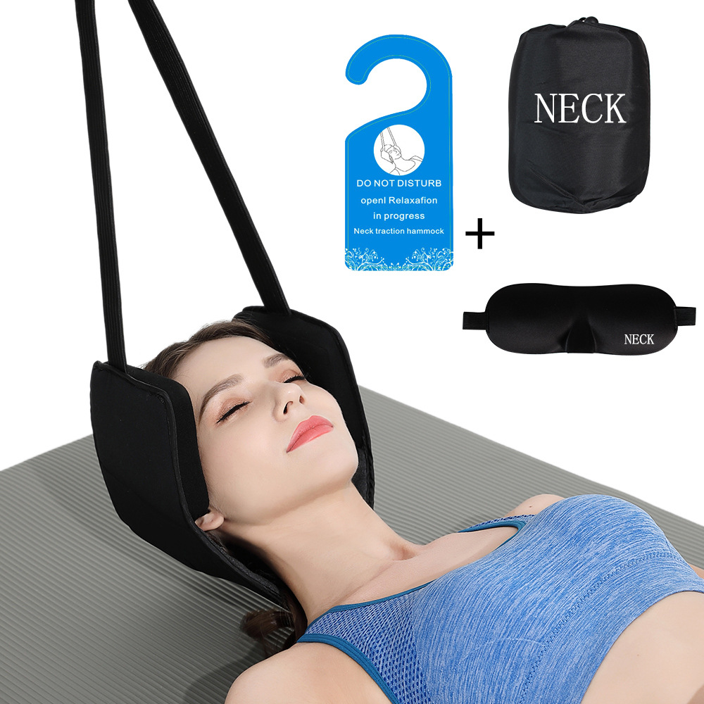 Hammock Relaxation Headache Enjoy New for Help-To-Reduce-Neck-Shoulder And Pain-Head