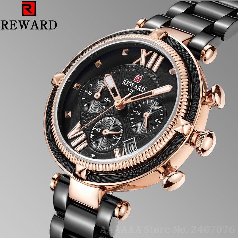 2020 Ladies Wrist Watch Women Watches Brand New Wristwatch Stainless Steel Female Quartz Watch For Women Clock Chronograph Hour
