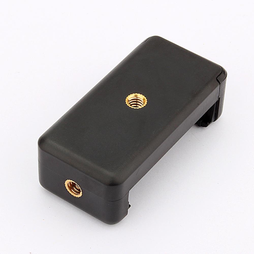 Phone Clip Bracket Holder Mount Tripod Monopod Stand For IPhone Smartphone Selfie Holder Universal