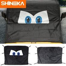 Shineka автомобильные универсальные аксессуары лобовое стекло
