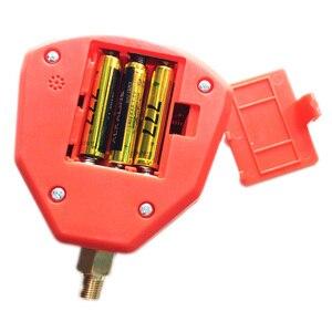 Image 5 - Équipement médical à vide pour climatiseur, SP R22, R410, R407C, R404A, R134A, manomètre de pression numérique à piles