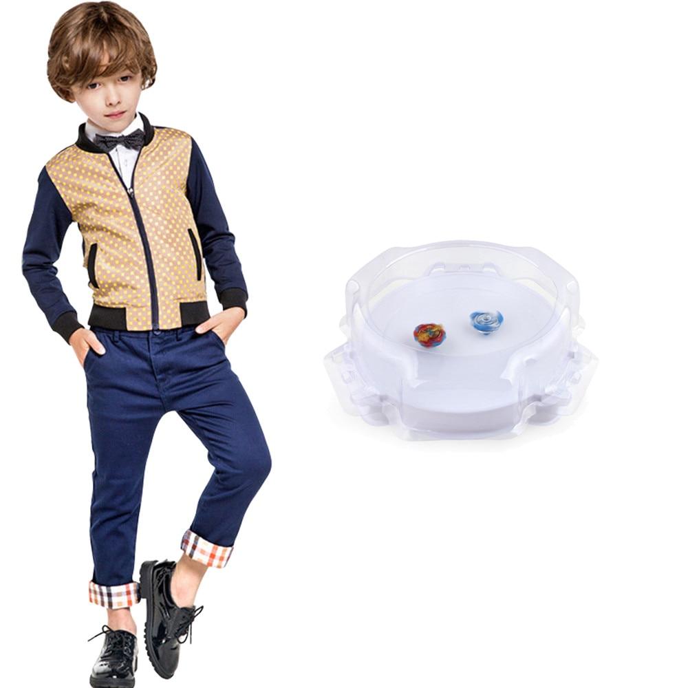 Новинка года! захватывающий диск с гироскопом, волнистой спиннингом, Beyblades Launcher Stadium, интересные подарки для детей