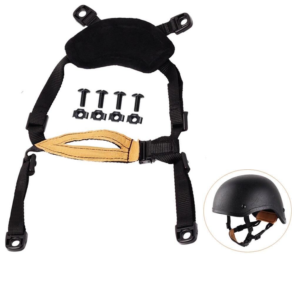 Шлем с общей подвеской X-nap регулируемый ремень шлем аксессуар для тактической охоты стрельба Альпинизм военный бой