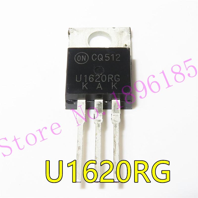 Высокое качество MUR1620CTG U1620G 16A 200V TO-220