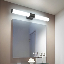 LED wall lamp AC 85-265V indoor simple strip lighting lamp home bedroom bedside lamp balcony aisle corridor lamp warm light american retro village wall lamp e27 holder glass lampshade bell style bedroom bedside lamp balcony cafe corridor lighting