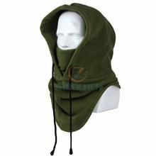 mask Full Face Mask Fleece Cap for Balaclava Neck Warmer Hood Winter Sports Ski Men Women tactical  men   sun