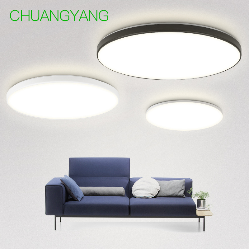 LED Ceiling Lights 5/10/15/20/30/50/12/24W Ceiling Lamps For Living Room Led Lamparas Home Lighting Fixtures For Ceiling Indoor