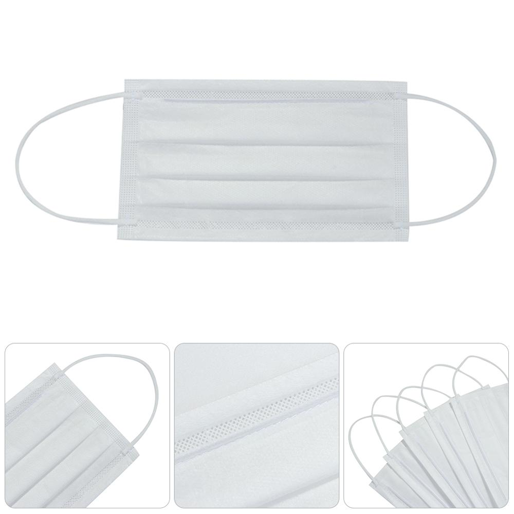 Disposable Masks 3 Layers Of Regular Protective Masks Cost $25 Per Pack With Free Shipping