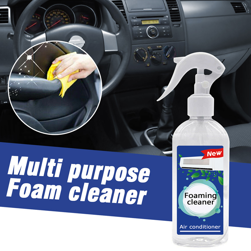 Newly Kitchen Grease Cleaner Multi-Purpose Foam All-Purpose 100ml Bubble Cleaners XSD88