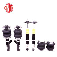 Pneumatic suspension air spring shock absorber/For BMW 3 SERIES E46 6CYL modification/Airllen car air bag coilovers/auto parts