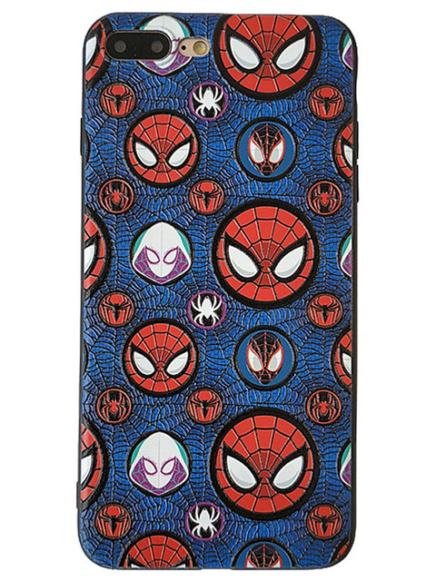 Spiderman and Marvel Phone Cases for IPhone (5 Designs) 5