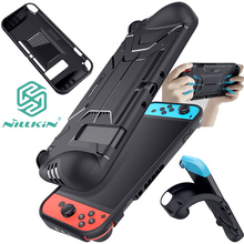 Nillkin Armor Case For Nintendo Switch impact Drop resistance Rugged Shield dissipate heat dissipation Protector Cover
